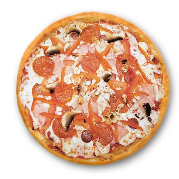 Фото 25 - Пицца от Шеф-Повара.