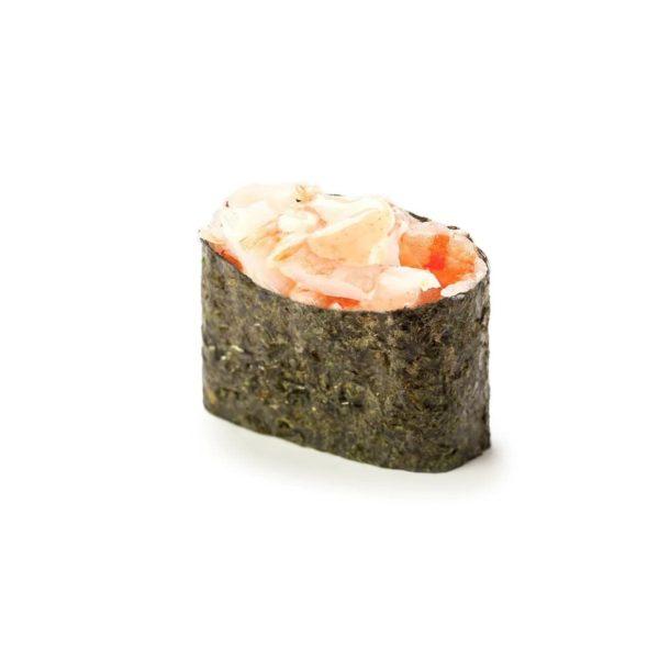Фото 55 - Спайси суши с креветкой.