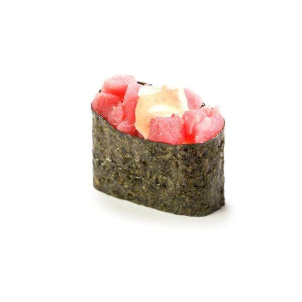Фото 57 - Спайси суши с тунцом.