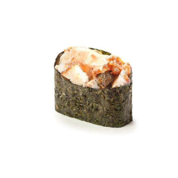 Фото 58 - Спайси суши с угрем.