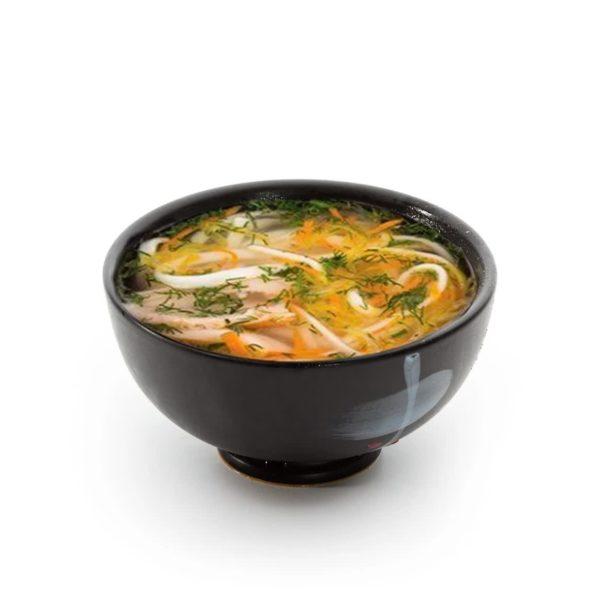 Фото 211 - Суп куриный с лапшой.