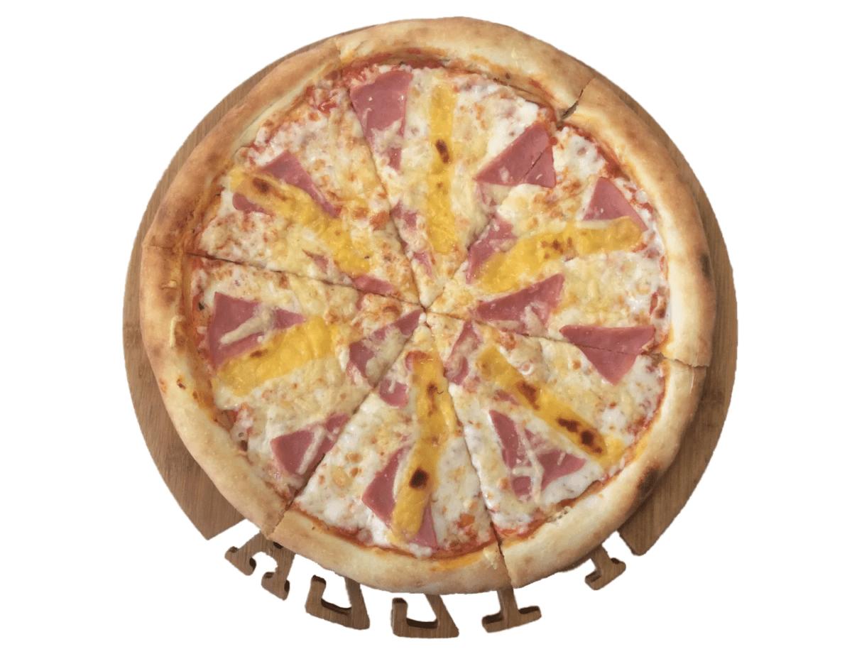 Фото 1 - Ветчина с сыром.