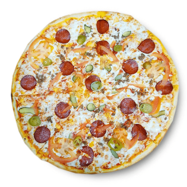 Фото 12 - Жар-пицца.