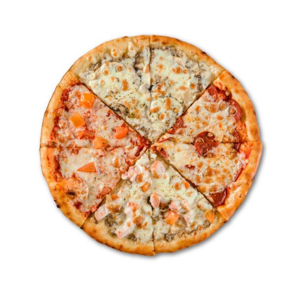 Фото 3 - Пицца Пять Сыров.