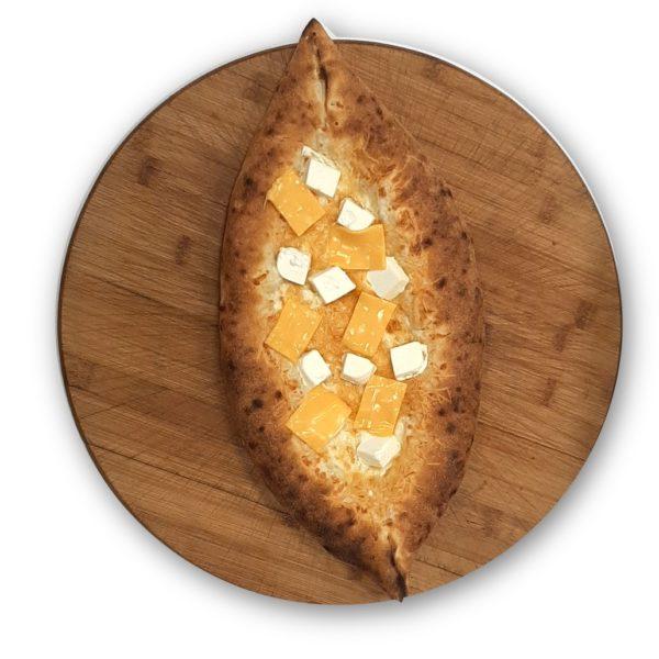 Фото 28 - Пицца Пять Сыров.